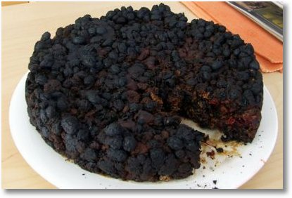 My Cooked Cake Burned