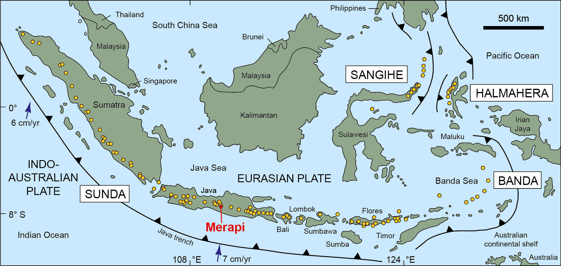 an overview of indonesia Indonesia has an estimated 17,508 islands, but only 6,000 islands are inhabited bahasa indonesia is the official language of indonesia it was the malay language mainly spoken in the riau islands and was later influenced by the local languages, cultures, and foreign languages that came with trade and.