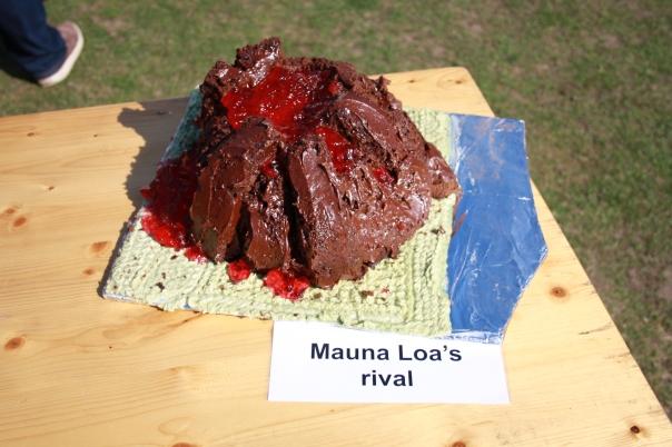 'Mauna Loa's' Rival (Photo: Tahmeena Aslam)
